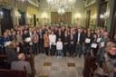 La Paeria reconoce la sensibilidad solidaria de 26 empresas de Lleida