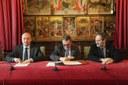 Acord entre l'Ajuntament de Lleida i l'obra social La Caixa per potenciar la xarxa de centres oberts i ciberaules