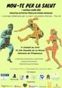 Jornada d'atletisme a Mariola i Pius XII per a la salut comunitària