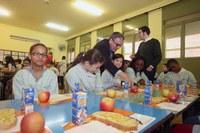 La Paeria promociona l'alimentació saludable entre les escoles de Lleida