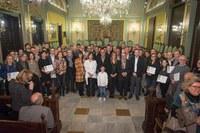 La Paeria reconeix la sensibilitat solidària de 26 empreses de Lleida
