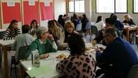 """La Taula de gent gran de la Mariola fomenta la participació en el projecte """"Per un barri més gran"""""""