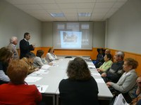 Tret de sortida a la cinquena edició dels cursos per a persones cuidadores no professionals