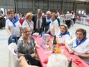 Un multitudinari dinar de germanor clou la festa de la Gent Gran de Lleida