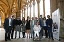 Aspid premia La Marató de TV3, Aspaym, Hilaria León y Punto Eco