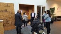 El Ayuntamiento de Lleida actualiza el protocolo de accesibilidad del Palacio de Congresos - La Llotja