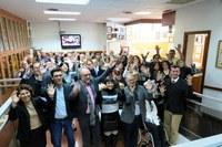 El Hogar de Personas Sordas de Lleida celebra su 65 aniversario
