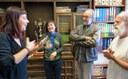 Visita al Hogar de Personas Sordas de Lleida