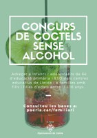 Concurso cócteles sin alcohol