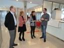 La Paeria y Sant Joan de Déu Tierras de Lleida siguen colaborando en proyectos de salud mental en Lleida