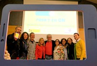 """La Paeria presenta el proyecto educativo """"Ponte en ON"""" para el buen uso de las pantallas"""
