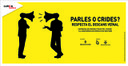 Noches Q Lleida, presente en la fiesta de Carnaval con recomendaciones de civismo y convivencia