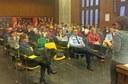 Reunión de la Plataforma Participativa Noches Q Lleida por un ocio seguro y responsable