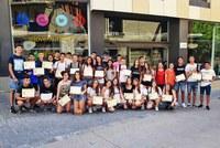 40 jóvenes se forman como premonitores de ocio en Juventud de la Paeria