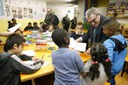 El alcalde Ros visita el centro socioeducativo de atención diurna infantil Padre Palau