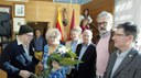 Homenatge a la gent gran a Jaume I i Magraners