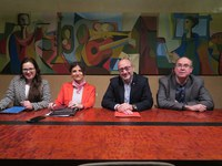 Paeria i Generalitat coordinaran la programació d' activitats comunitàries a les llars de Gent Gran i Centres Cívics de Lleida