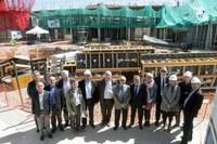 """L'alcalde Ros destaca l'Hospital de Salut Mental de Sant Joan de Déu com un """"equipament d'excel·lència"""" assistencial i arquitectònica"""