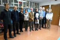 La Llar de Persones Sordes celebra el 64 aniversari i la festa de Sant Francesc de Sales