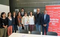 La Paeria i Down Lleida promouen la integració laboral de joves amb discapacitat intel·lectual