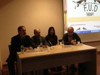 Lleida acull la presentació de l'Associació Fud Therapy