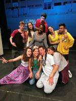 """Estrena d'un nou curs dels espectacles """"Max a Escena"""" i """"Max in Love"""" al Teatre de l'Escorxador"""