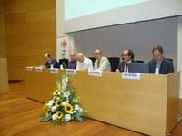 Josep Presseguer insta la Federació d'Entitats per la Salut a continuar fent pinya per donar a conèixer a la ciutadania tot el que les entitats i associacions de salut porten a terme a Lleida