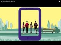 L'IES Guindàvols presenta la vídeo càpsula guanyadora del concurs Posa't en ON!