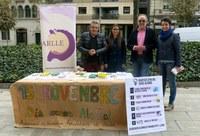 La Paeria promou accions per sensibilitzar sobre els riscos del consum d'alcohol