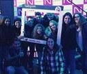 Punt d'informació del programa Nits Q Lleida a la Nuit Discotheque
