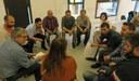 Sessió de treball de la Plataforma Participativa Nits Q Lleida