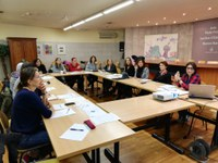 Taula Intersectorial d'estils de vida saludable en població infanto juvenil de la ciutat de Lleida