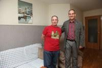 86 persones han estat acollides als habitatges d'inclusió social des de l'any 2006
