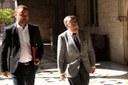 """Àngel Ros: """"Calen eines jurídiques i pressupostos de l'Estat i de la Generalitat per pal·liar els efectes de la pobresa social derivats de la crisi econòmica"""""""