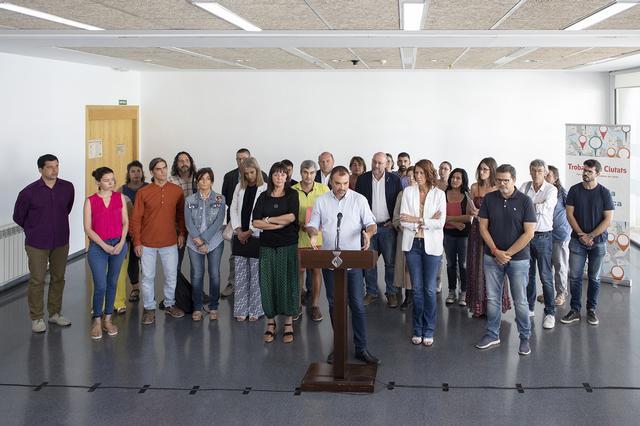 Lleida es suma a la Declaració de Terrassa sobre pobresa energètica, que exigeix la condonació del deute a les famílies vulnerables