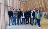 Joves de la ciutat dissenyen marxandatge per a l'Aplec del Caragol amb el projecte CREA2
