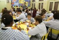 La Paeria inicia una nova edició dels Esmorzars Saludables en 20 centres educatius de Lleida