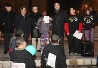 Manifest dels infants de les Ciberaules i Centres Oberts amb motiu del Dia Internacional dels Drets dels Infants