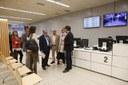 """Àngel Ros: """"La nova OMAC a la Rambla Ferran contribuirà, juntament amb el Museu Morera i Pla de l'Estació, a la revitalització d'aquesta zona"""""""
