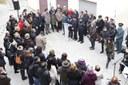 Lleida s'uneix per condemnar la violència contra les dones
