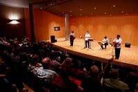 La Paeria conmemora el Día Internacional de las Personas Mayores con un concierto en el Auditorio Municipal