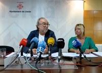 La Paeria pedirá colaboración institucional para crear una red compartida de recursos para atender a las personas temporeras en Lleida