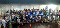 Unos 230 niños de diferentes barrios de la ciudad aprenden valores con Educasport