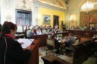 El ple de la Paeria aprova per unanimitat el conveni amb la Generalitat per concertar 40 places de centre de dia