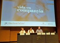 """El projecte """"Vida en Companyia"""" treballa en pro de les persones grans de Lleida"""