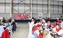 La Gent Gran de Lleida clou el programa d'activitats del curs amb un dinar de germanor