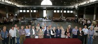 La Gent Gran de Lleida gaudeix del tradicional Ball de la Festa Major