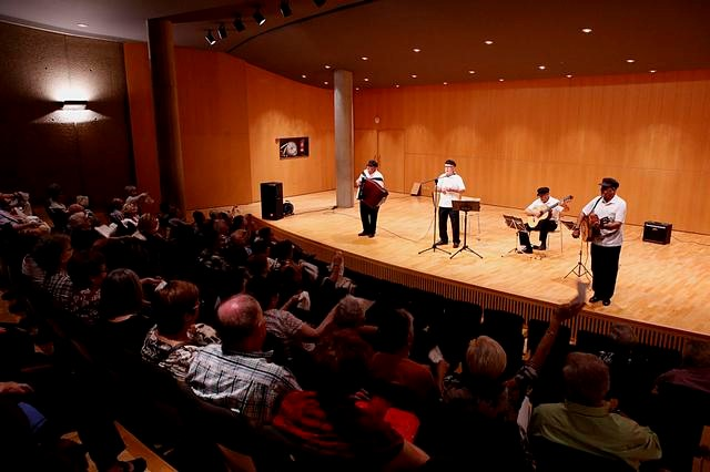 La Paeria commemora el Dia Internacional de la Gent Gran amb un concert a l'Auditori Municipal
