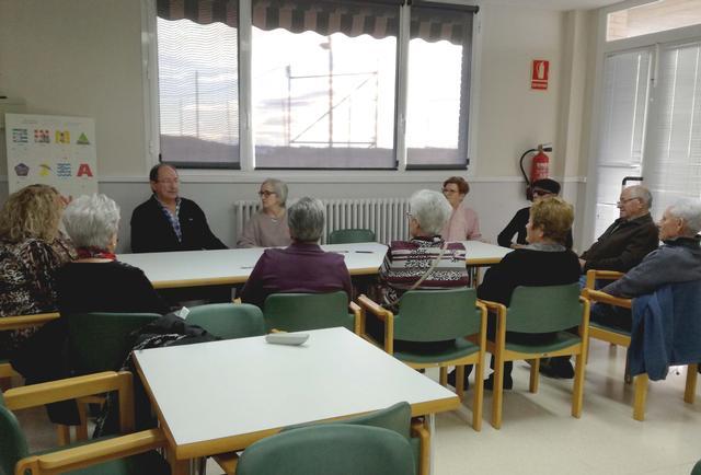 La Paeria continua amb els grups focals del procés participatiu de Lleida, Ciutat Amiga de les Persones Grans
