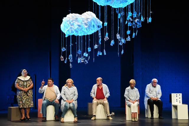 """L'Ajuntament de Lleida, l'Obra Social """"la Caixa"""" i la UdL presenten +Love, una obra teatral sobre l'educació afectiva de les persones grans"""